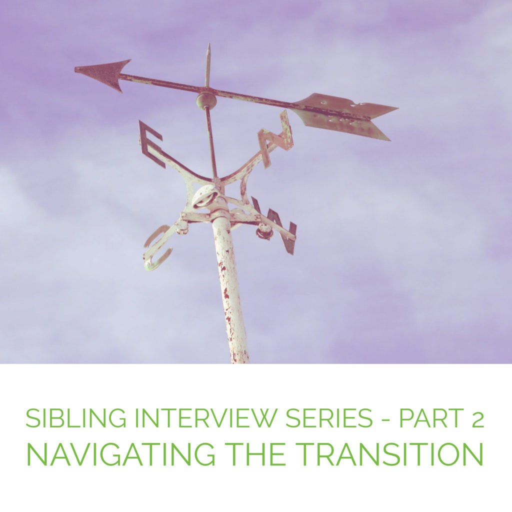 Sibling Resources - Cooperative for Human Services
